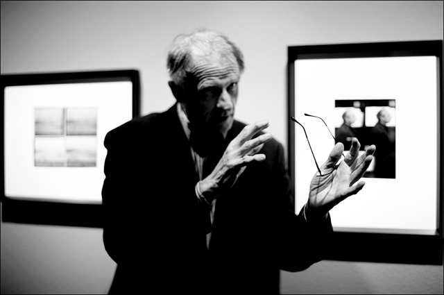 William Ewing curator of Arnold Newman exhibition at C/O Berlin